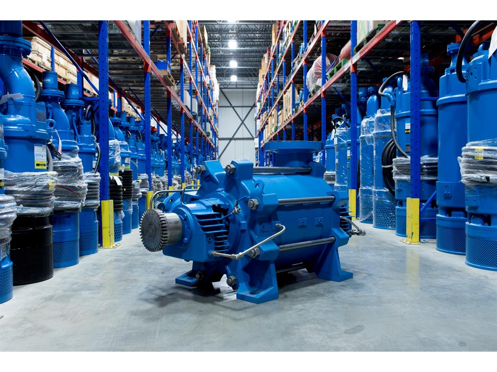 MH Series | Technosub - Industrial pumps and dewatering solutions